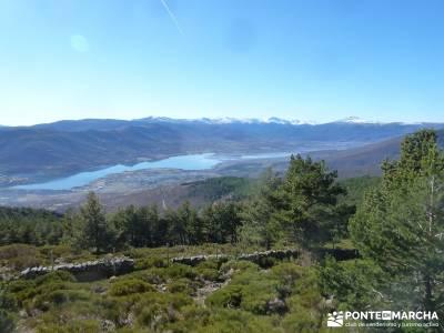 Chorro de San Mamés - Montes Carpetanos - senderismo;rutas senderismo leon rutas senderismo malaga